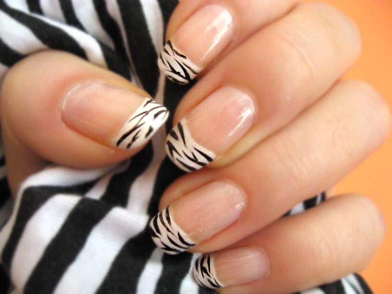 Фото с ногтями маникюр на ногтях в домашних условиях